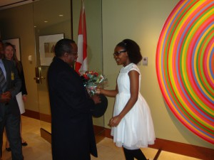 H.E. High Commissioner-Designate of Kenya to Canada and Cuba